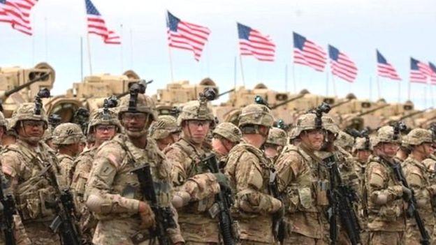 अमरीकी सेना