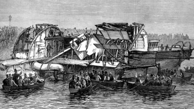 Princess Alice disaster: The Thames' 650 forgotten dead