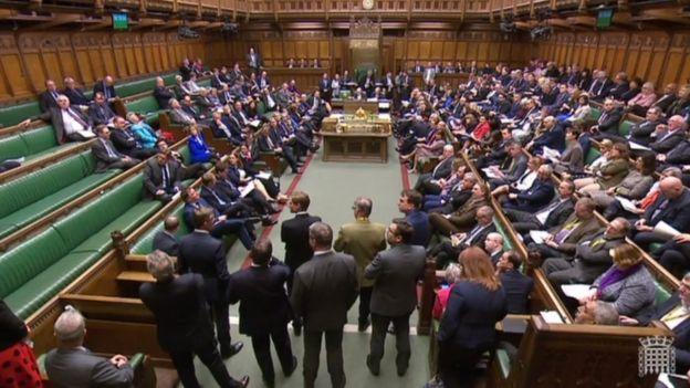 برطانوی پارلیمان