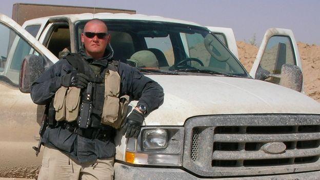Маккуин в Ираке