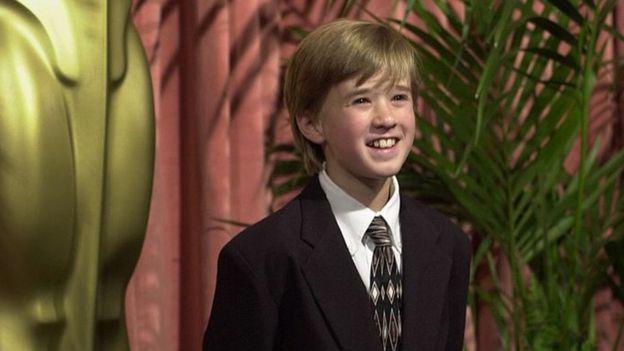 Haley Joel Osment en el año 2000