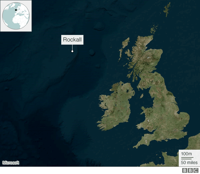 Map Of Uk 12 Mile Limit.Rockall Q A Fishing Dispute Between Scotland And Ireland Bbc News