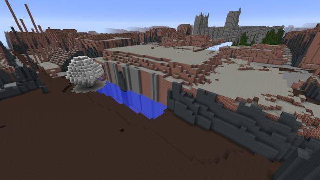 minecraft map 11