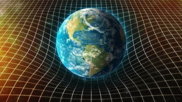 Ilustração da Terra