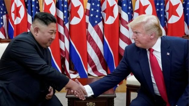 'Trump and Kim Jong-Un's personal relationship is not enough to restore talks' 1