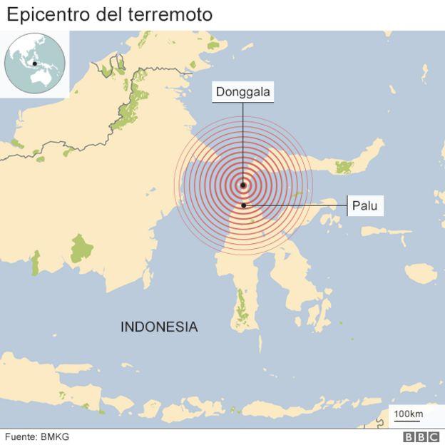 Catástrofes climáticas dejaron casi 400 muertos y 16 mil evacuados en Indonesia