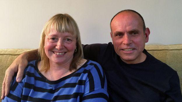 Debbie and Richard Oates