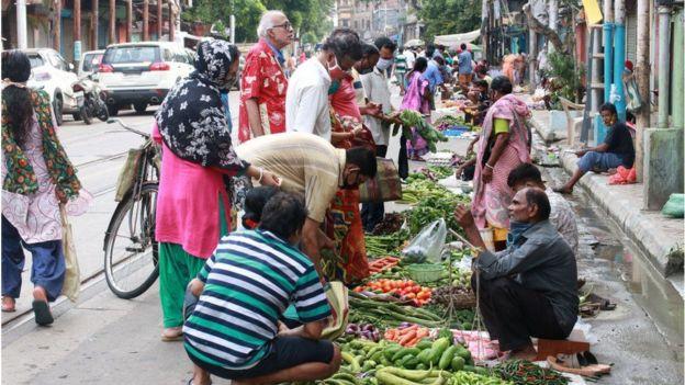 Pasar di India