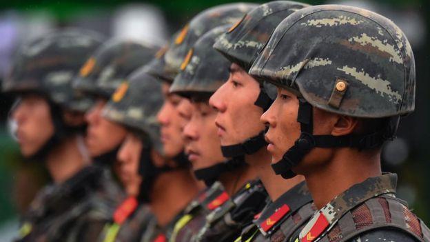 Ejército china