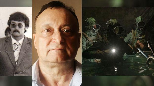 Чорнобильський дайвер Ананенко