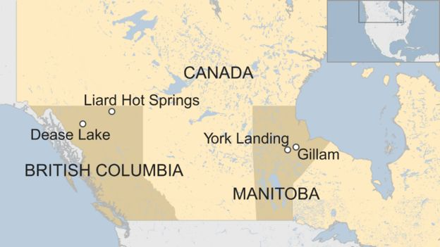 Canada manhunt: Suspects were let go after being stopped