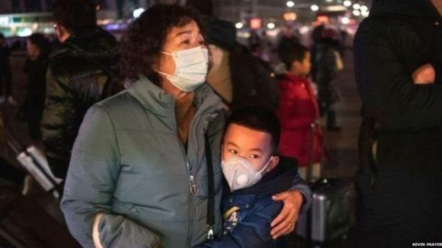 चीन व्हायरस