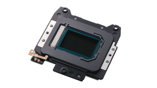Sensor de Nikon