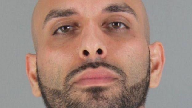Kaveh Bayat, Tiffany Li's boyfriend, who was also accused of murder