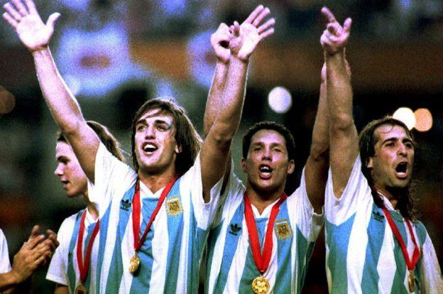 Argentina campeona en 1993