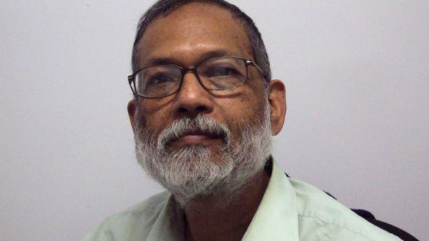 আফসান চৌধুরী, সাংবাদিক ও গবেষক।