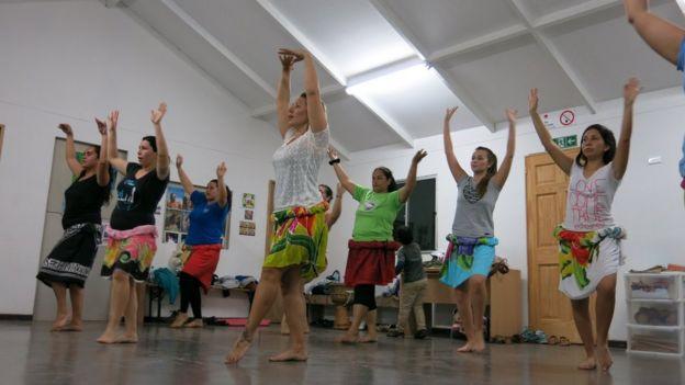 Baile rapanui