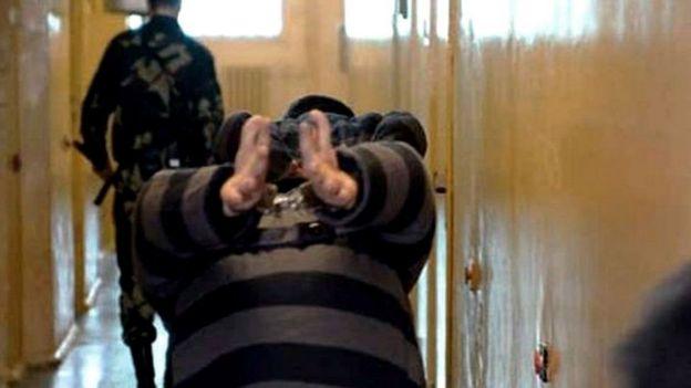 2006年白俄罗斯一个监狱内