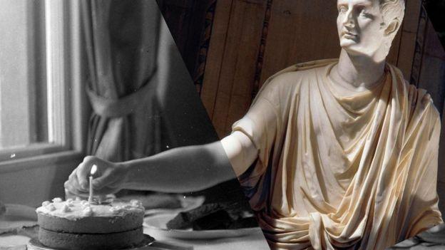 الإمبراطور الروماني طيباريوس قيصر