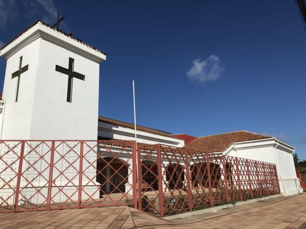 Iglesia de Pichilemu