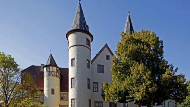 Castelo de Lohr am Main