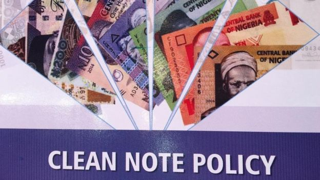 CBN clean note document