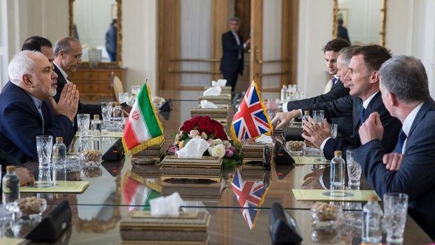 روابط ایران و بریتانیا اکنون در بالاترین سطح دیپلماتیک است