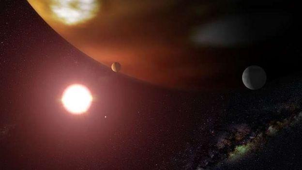 Де українська планета у космосі?