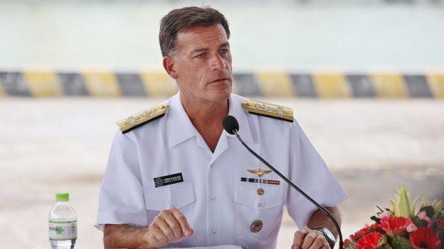 Tham gia có Đô đốc John C. Aquilino, Tư lệnh Hạm đội Thái Bình Dương Hoa Kỳ.