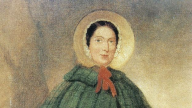 Mary Anning portrait by DJM Donne