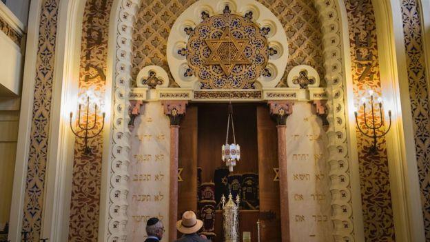 Sinagoga em Porto