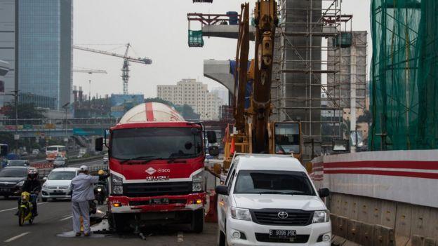 Pembangunan di Jakarta
