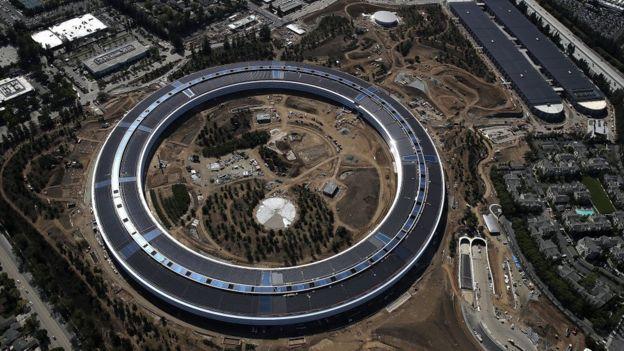 Oficinas de Apple en San Francisco
