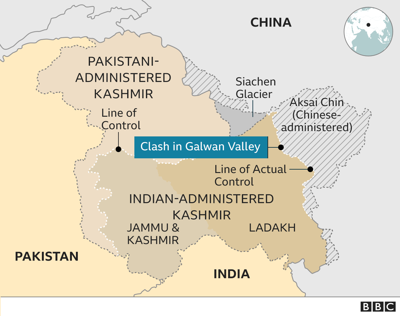Galwan Valley: Ten Indian soldiers reportedly released by China ...
