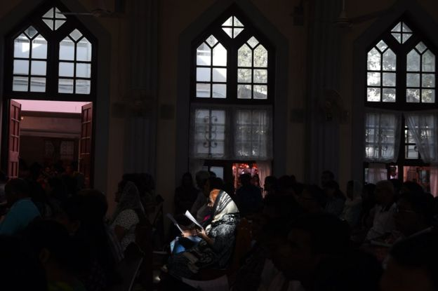 Why are Pakistan's Christians targeted? - BBC News