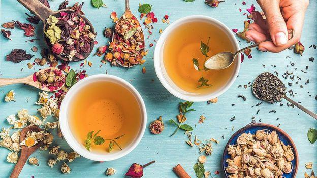 Hierbas de té