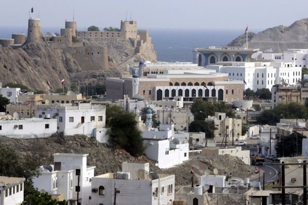 General view of Muscat, Oman (17 November 2005)