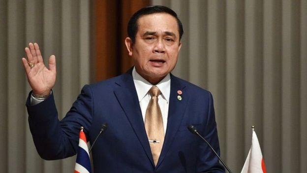 رئيس الوزراء الحالي، برايوت شان-او-شا، أعلن أيضا يوم الجمعة عن عزمه خوض سباق الانتخابات لمنصب رئيس الوزراء في الانتخابات الجارية.