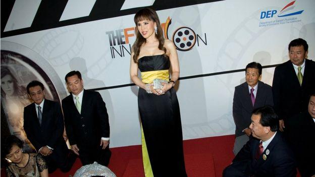 公主出演的影片入选第15届釜山国际电影节。