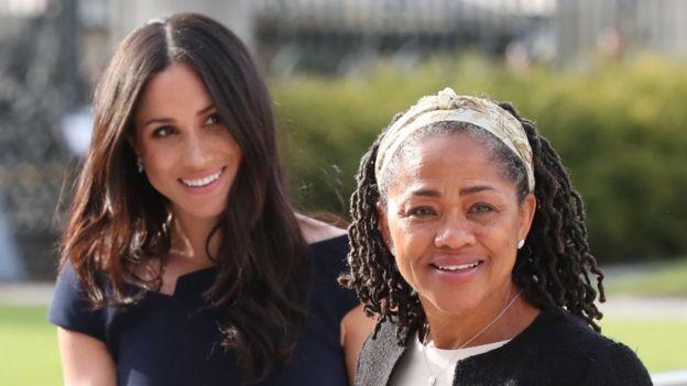 Meghan Markle'ın annesi Doria Ragland, California'da yaşıyor