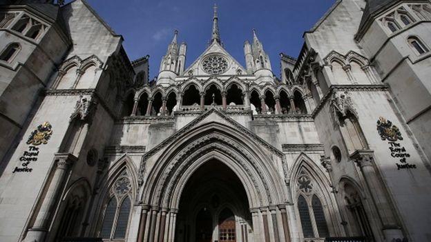 Будівля Високого суду Лондона