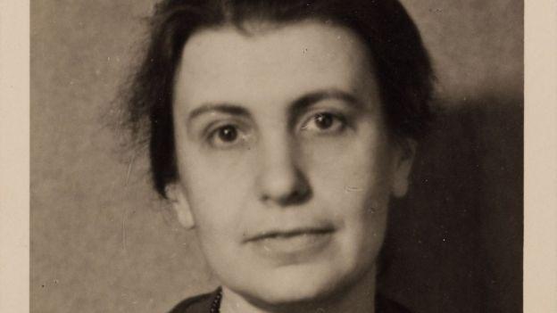 Дочь Фрейда Анна