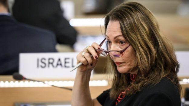 Представитель Израиля при Совете ООН по правам человека