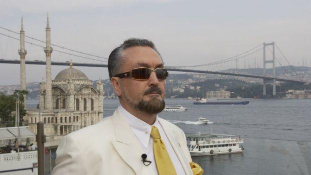 Adnan Oktar di Istanbul