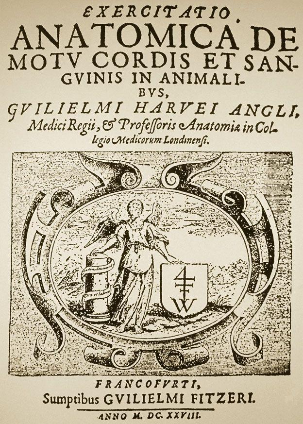 """Página para presentar """"Ejercicios anatómicos sobre el movimiento del corazón y la sangre en animales""""."""