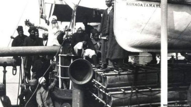 1914 ਵਿੱਚ ਕੈਨੇਡਾ ਤੋਂ ਭਾਰਤ ਪਹੁੰਚੇ ਕੌਮਾਗਾਟਾਮਾਰੂ ਜਹਾਜ਼ ਦੇ ਯਾਤਰੀਆਂ ਨੂੰ ਵੀ ਕੋਲਕਤਾ ਵਿੱਚ ਪੁੱਛਗਿੱਛ ਤੇ ਪਛਾਣ ਲਈ ਕਾਫੀ ਦੇਰ ਰੋਕਿਆ ਸੀ