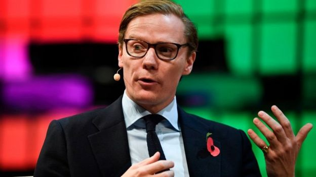 Cambridge Analytica's London offices raided by British investigators