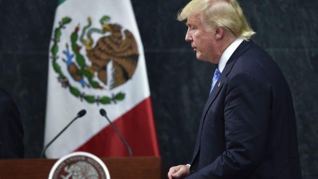 Donald Trump México