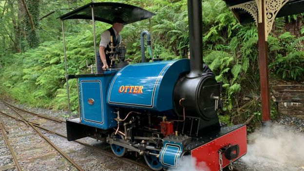 Groudle Glen Railway launches two new steam locomotives