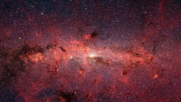Imagen del espacio.